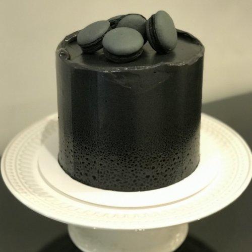 Bolos Festivos - Dark Cake